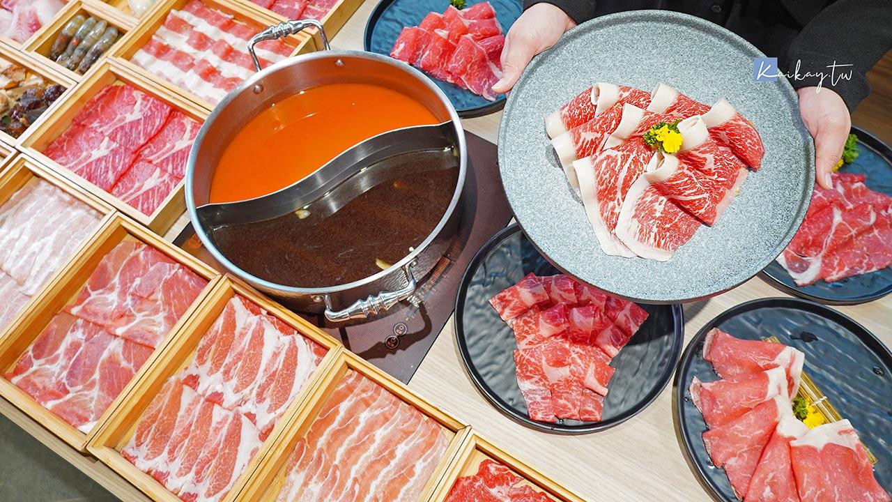 閱讀文章:☆【新北|頂溪站】永和火鍋吃到飽推薦:有之和牛 鍋物放題。日本和牛無限續點!