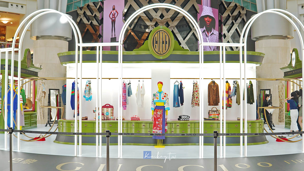 網站近期文章:☆【活動】GUCCI 100周年「復古更衣室」快閃登場。三大亮點必拍必玩
