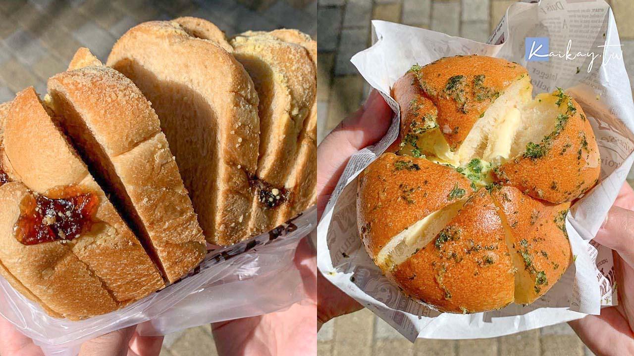 網站近期文章:☆【新北|林口】武藏野の手感麵包。新品:蒜香乳酪、黑糖麻糬吐司